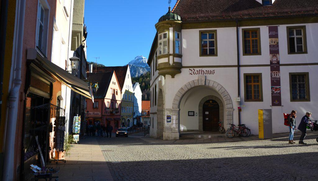 Füssen Old Town