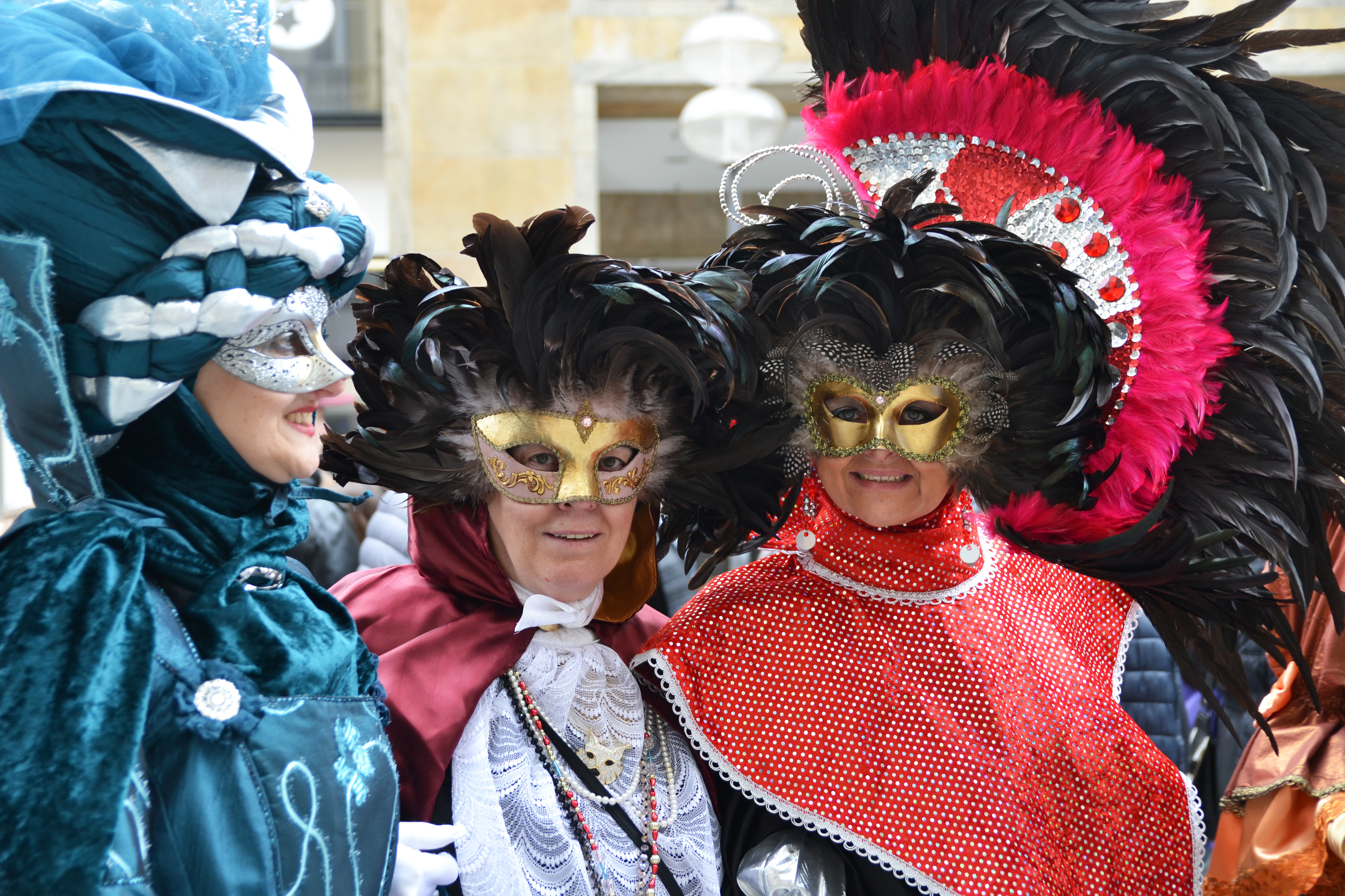 Fasching Costumes