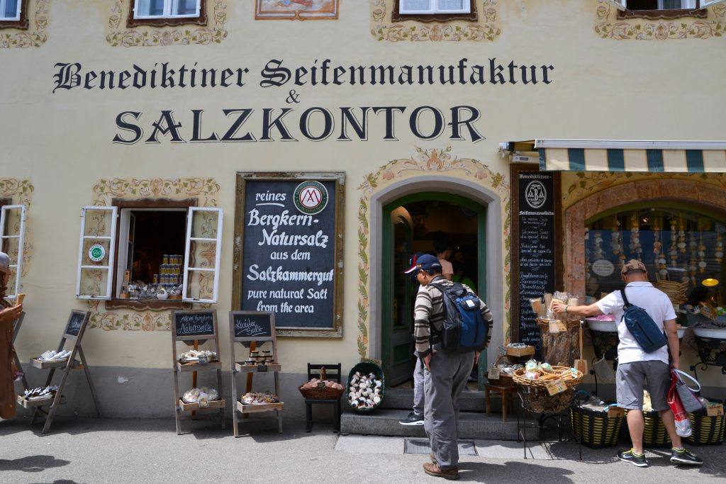 Downtown Hallstatt