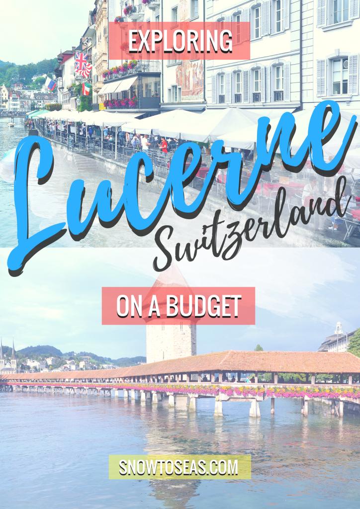 Lucerne on a Budget