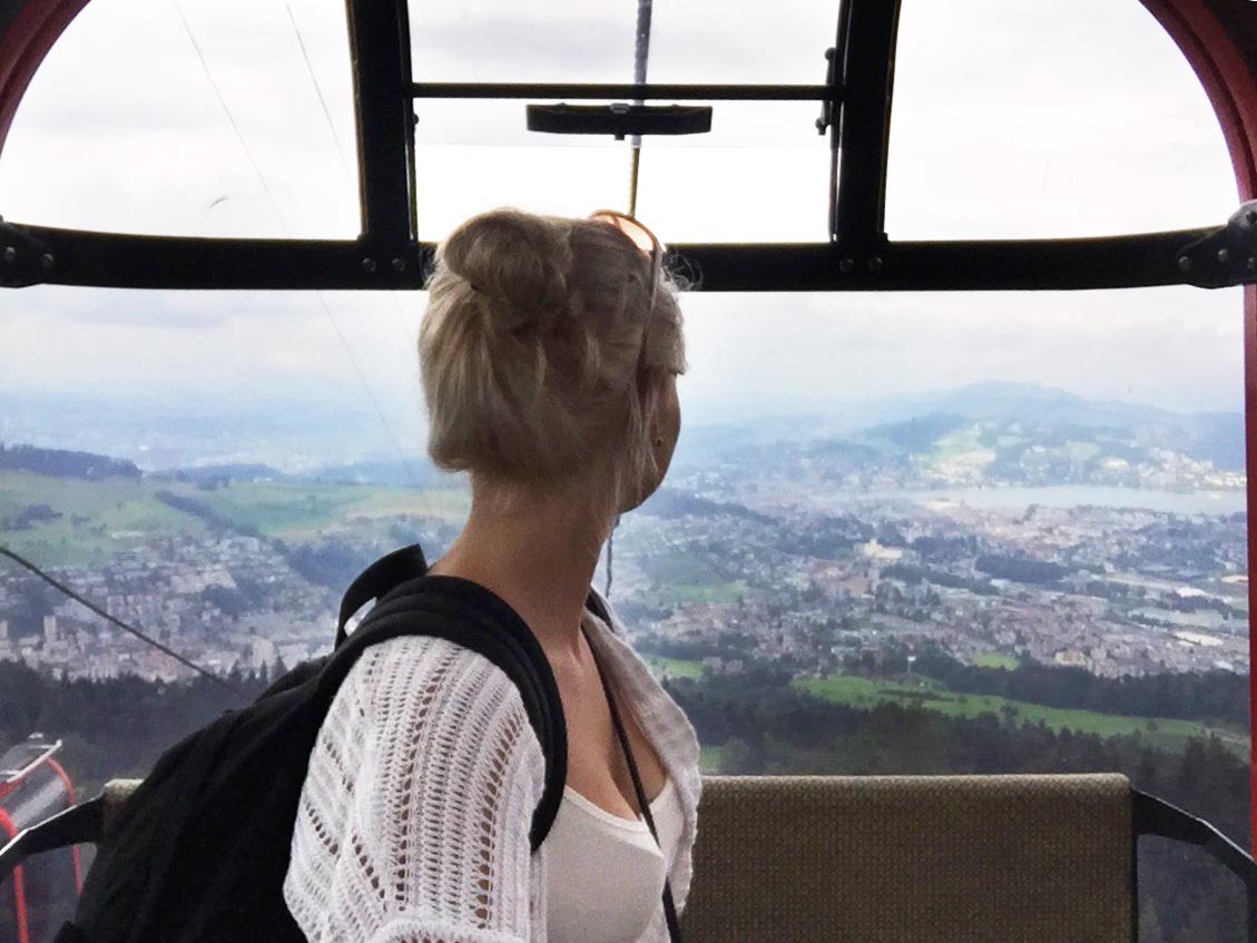 Mt Pilatus Gondola