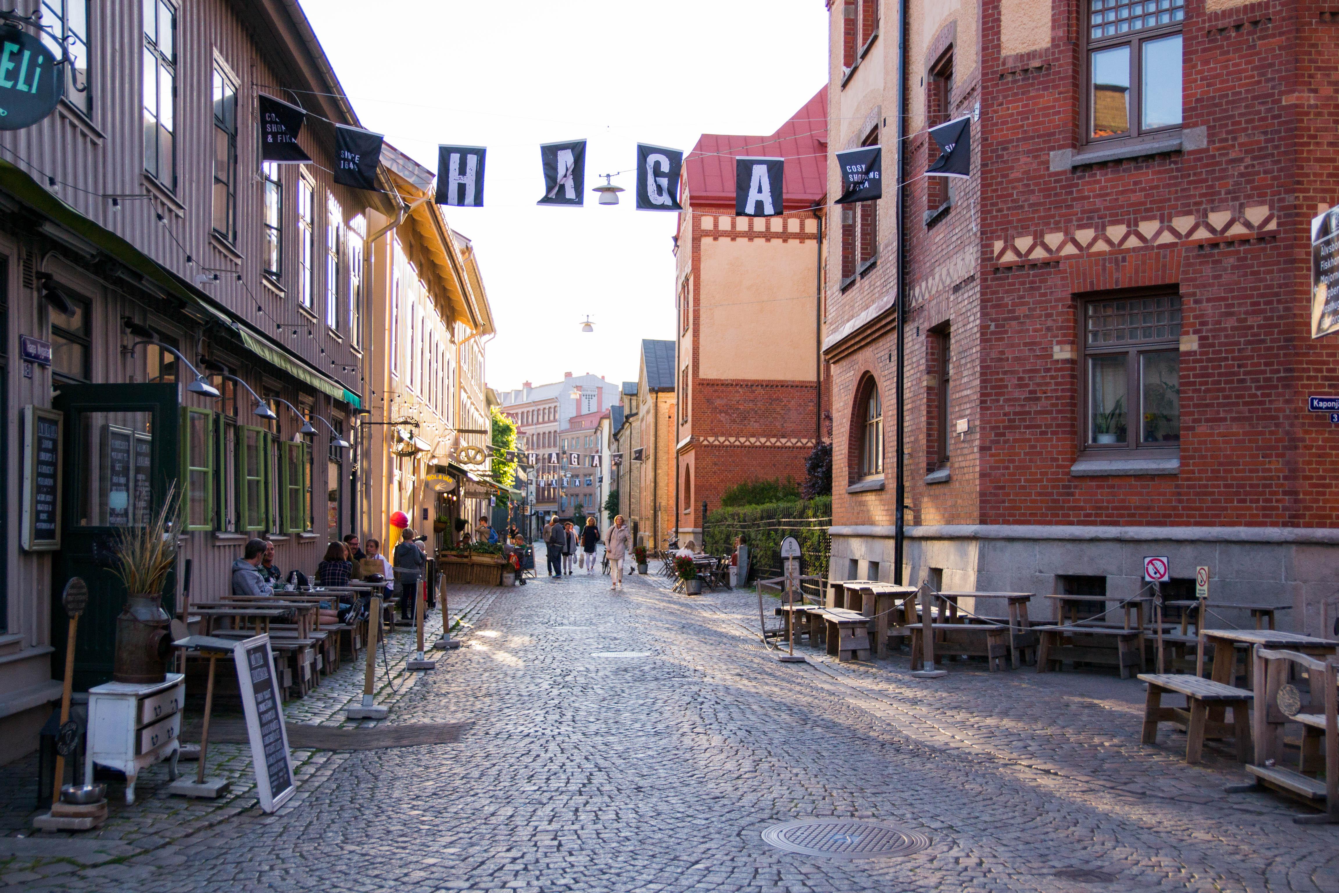 Haga Gothenburg