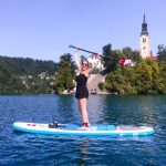 SUP on Lake Bled: An Alternative Way of Exploring the Slovenian Lake