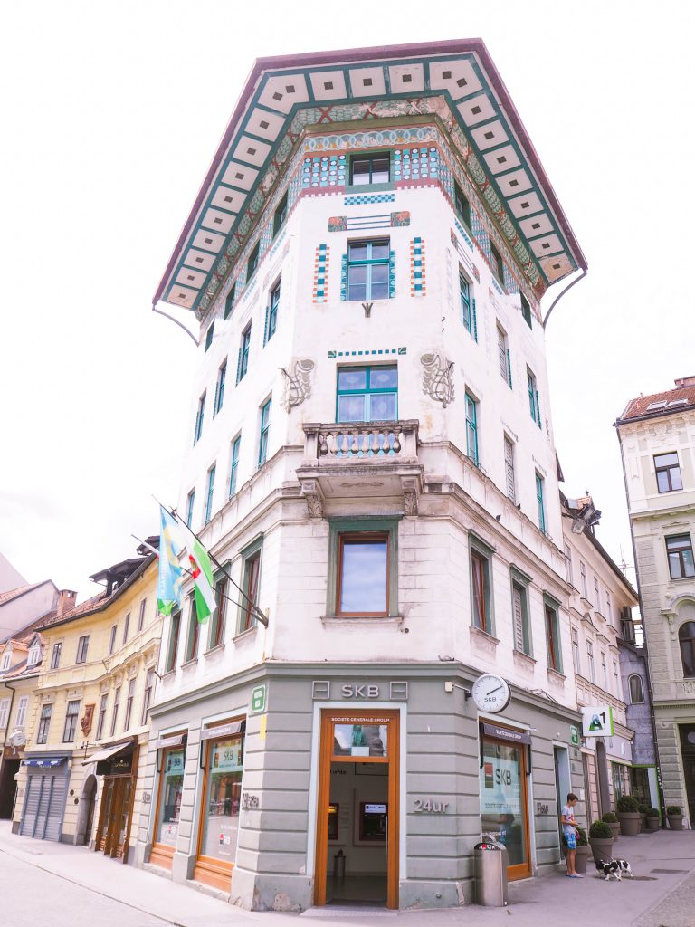 Hauptmann House Ljubljana