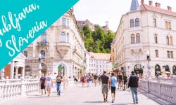 Instagrammable Ljubljana Featured Image