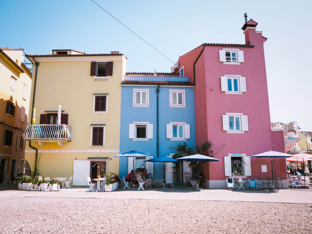 Downtown Piran