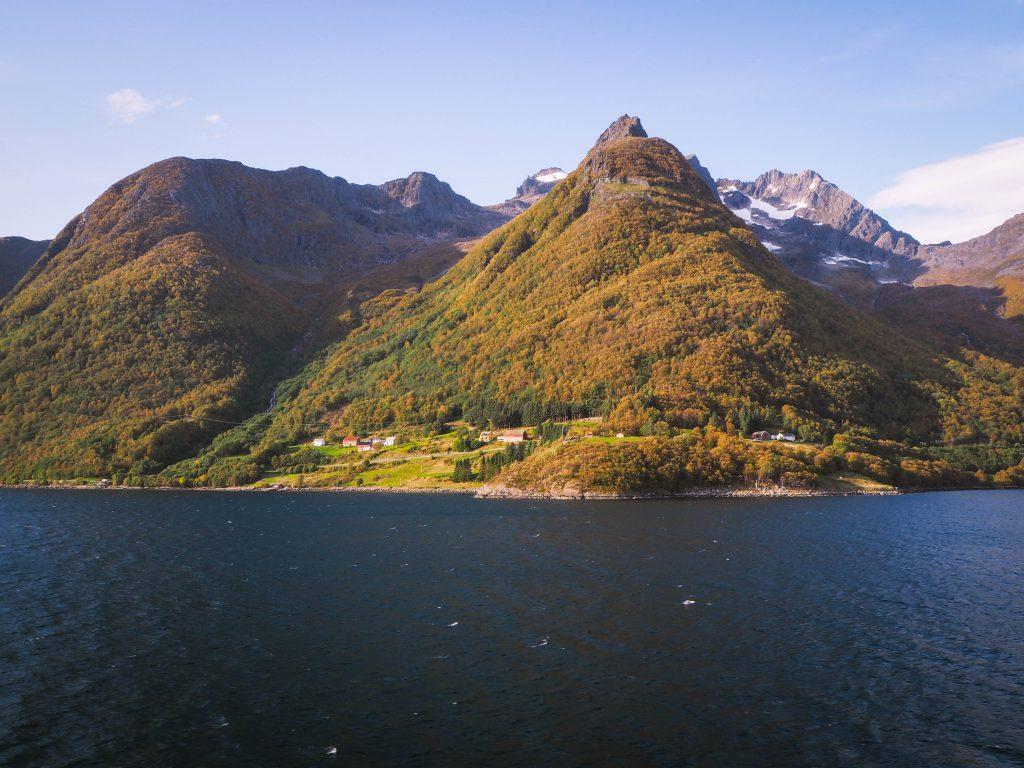 Hurtigruten Cruise Norway
