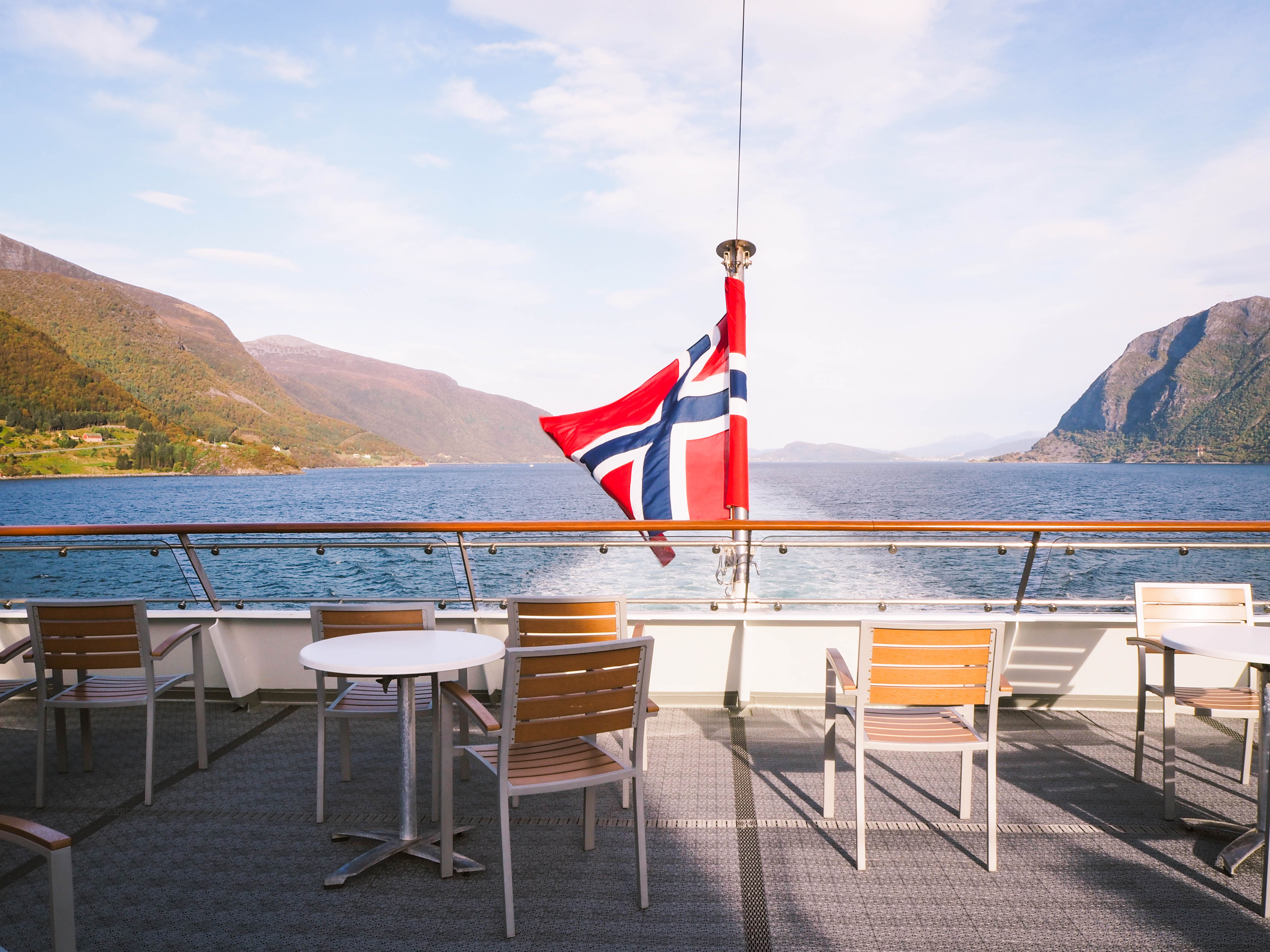 Hurtigruten Cruise Norway