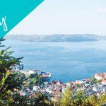 Hiking in Bergen, Norway: Spending An Afternoon on Mt. Fløyen