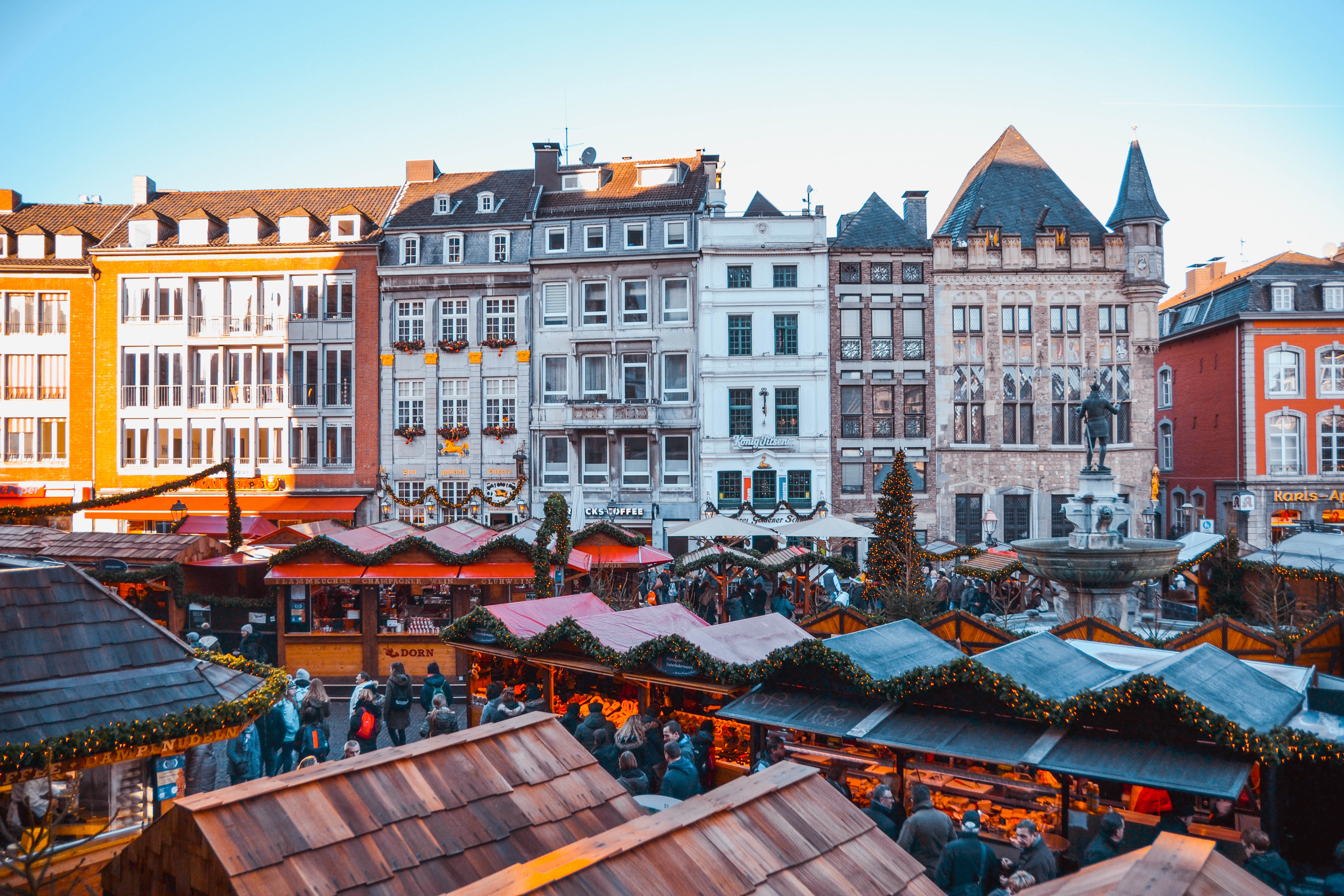 Aachen, Germany's Christmas Market