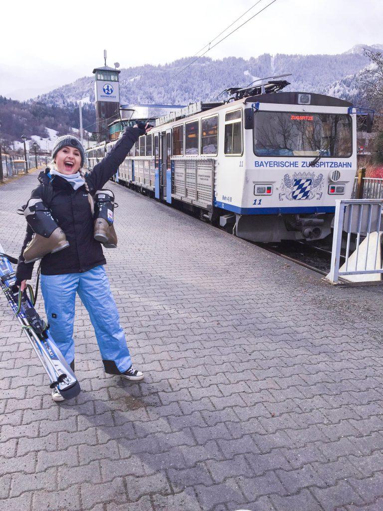 Zugspitzbahn, Germany