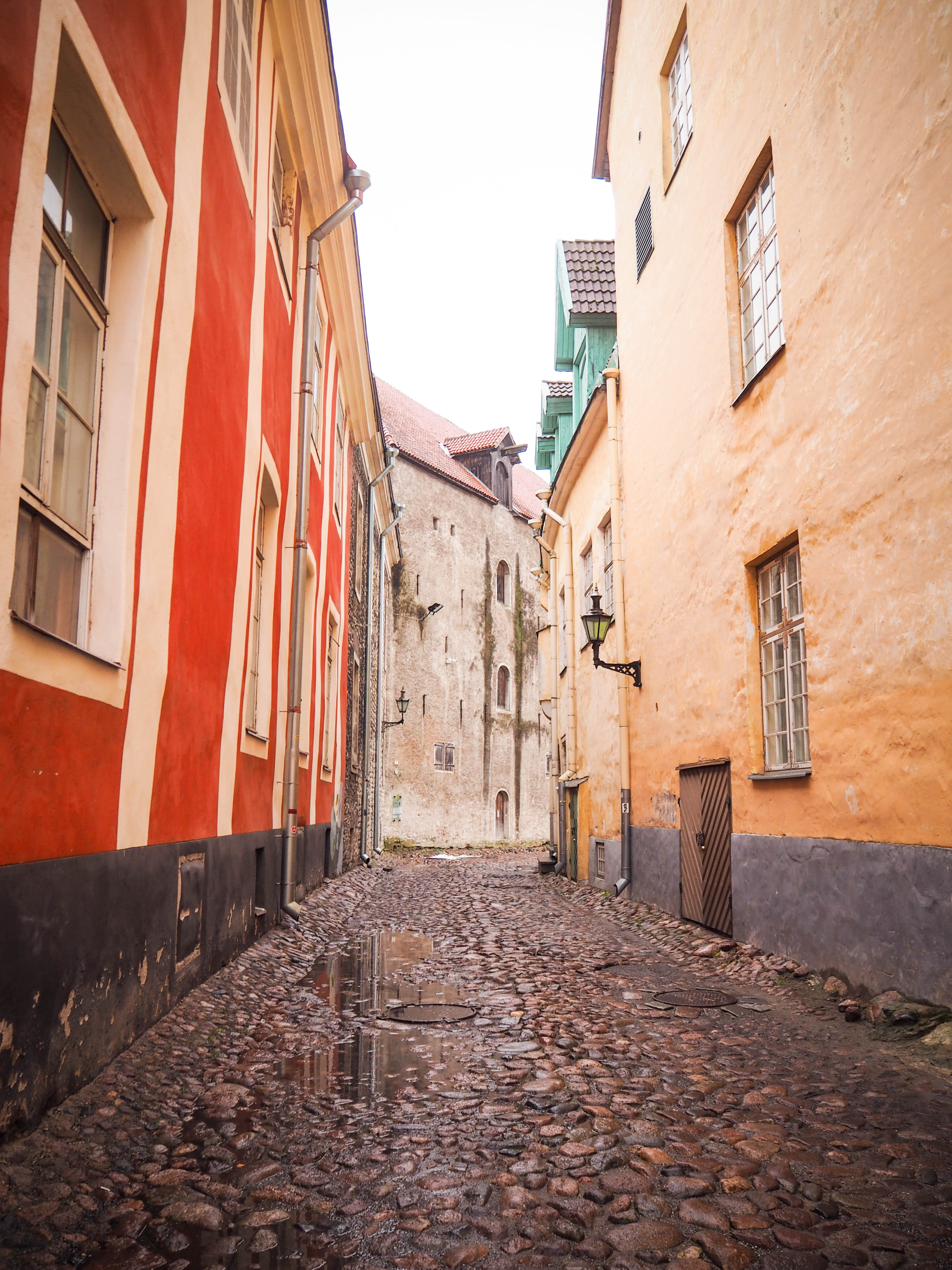 Old Town Tallinn, Estonia