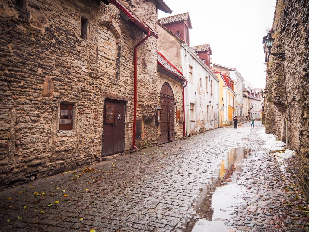 Old Town Tallinn, Estonia