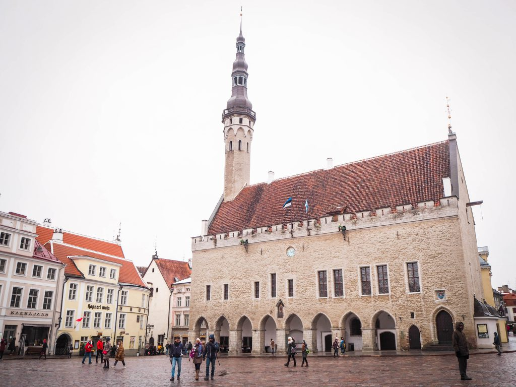 Town Hall Tallinn, Estonia