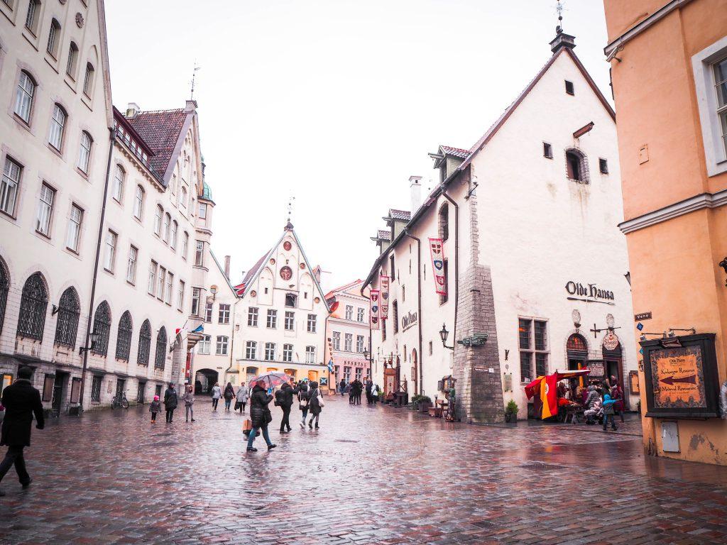 Old Hansa, Tallinn, Estonia