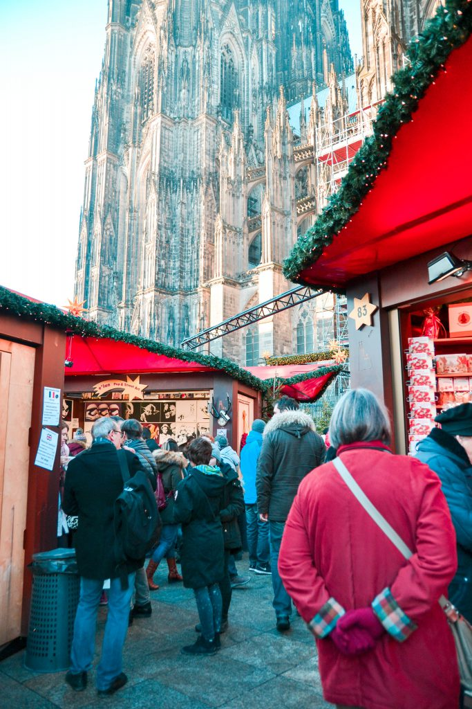 Cologne Cathedral Christmas Market