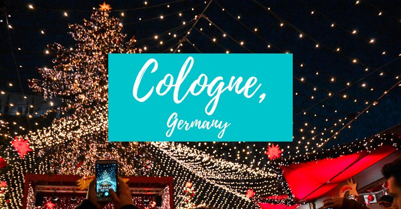 Cologne  - Magazine cover