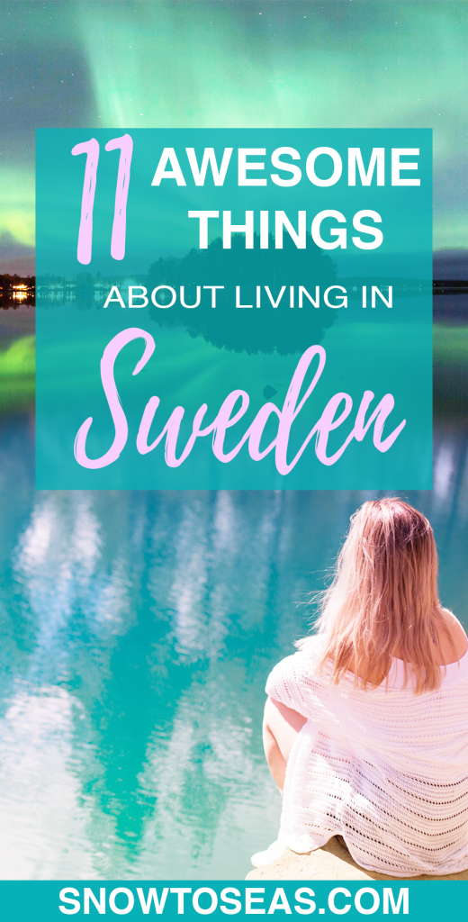 11 Awesome Things About Living in Sweden Pin