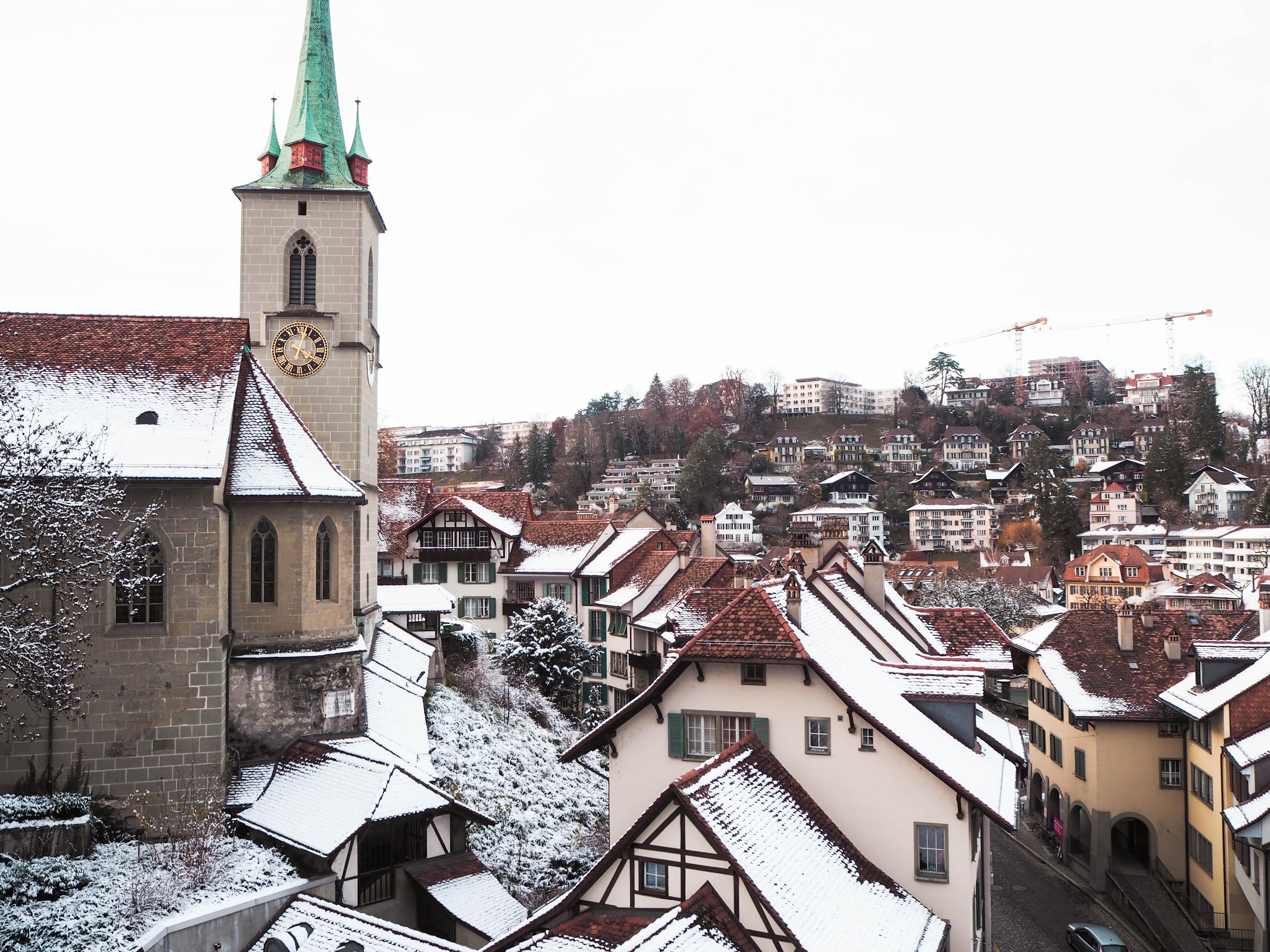Altstadt Bern, Switzerland