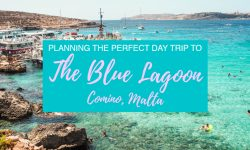 Blue Lagoon, Comino, Malta Featured Image