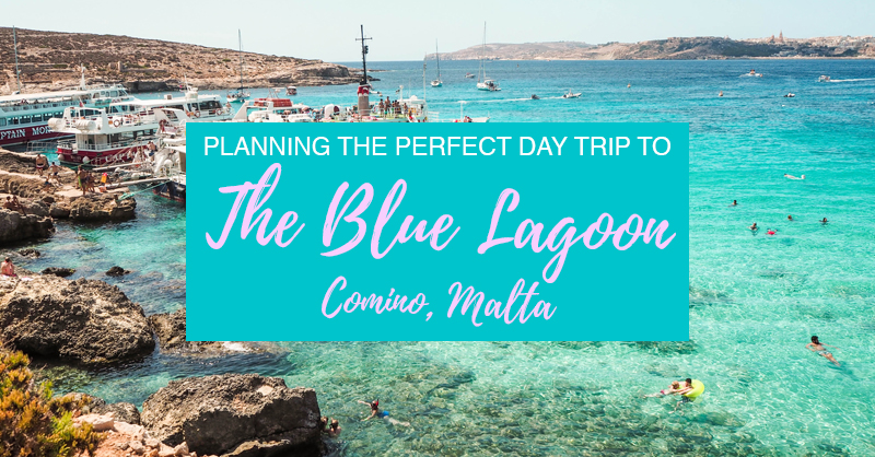 Blue Lagoon, Comino, Malta Featured Image