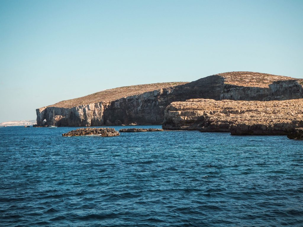 The Elephant, Comino, Malta