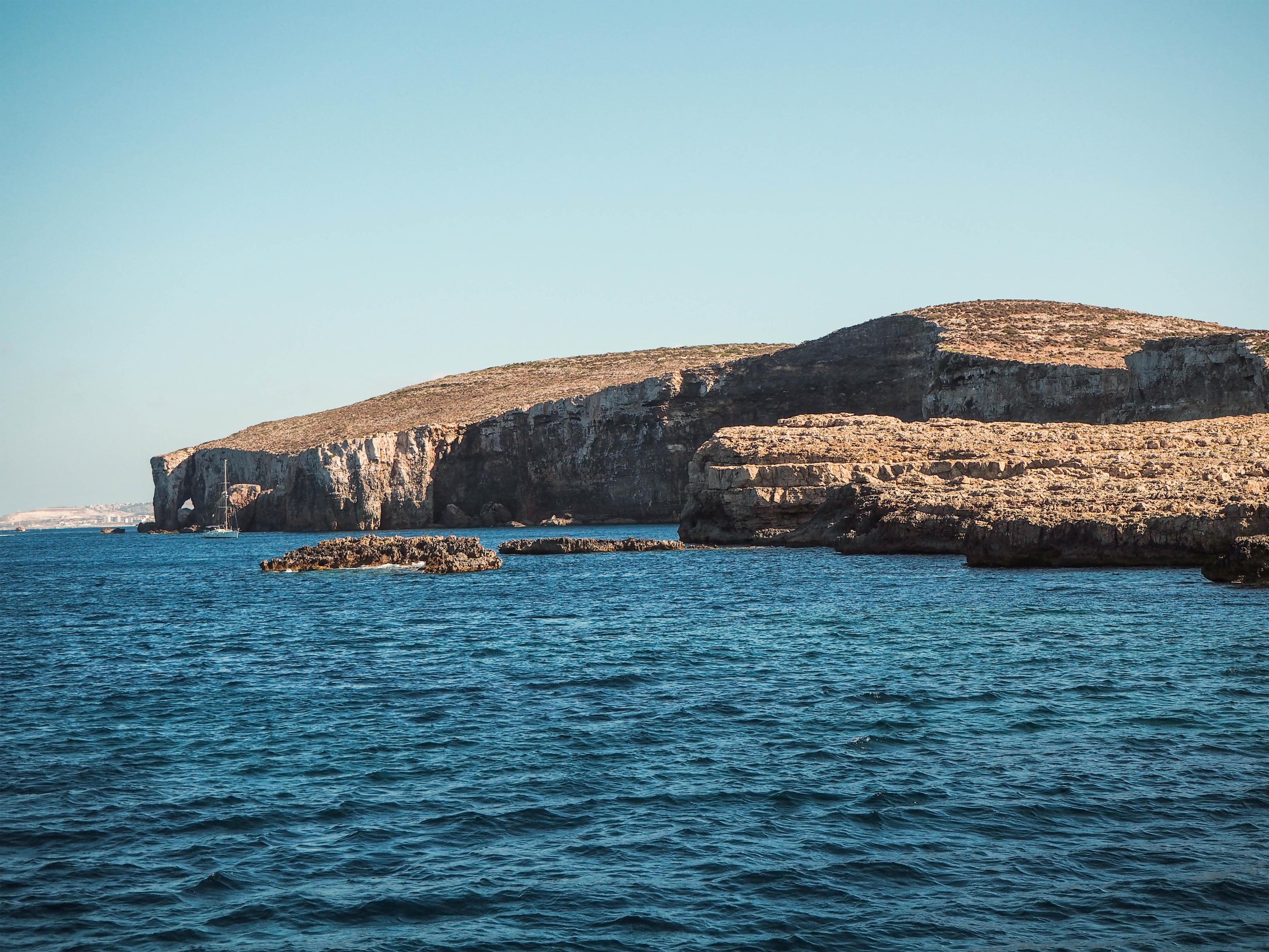 The Elephant, Comino, Malta