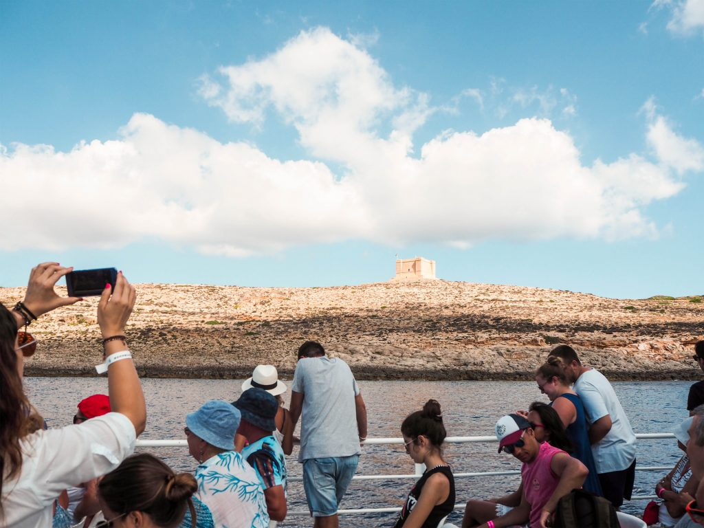 St. Mary's Tower, Comino, Malta
