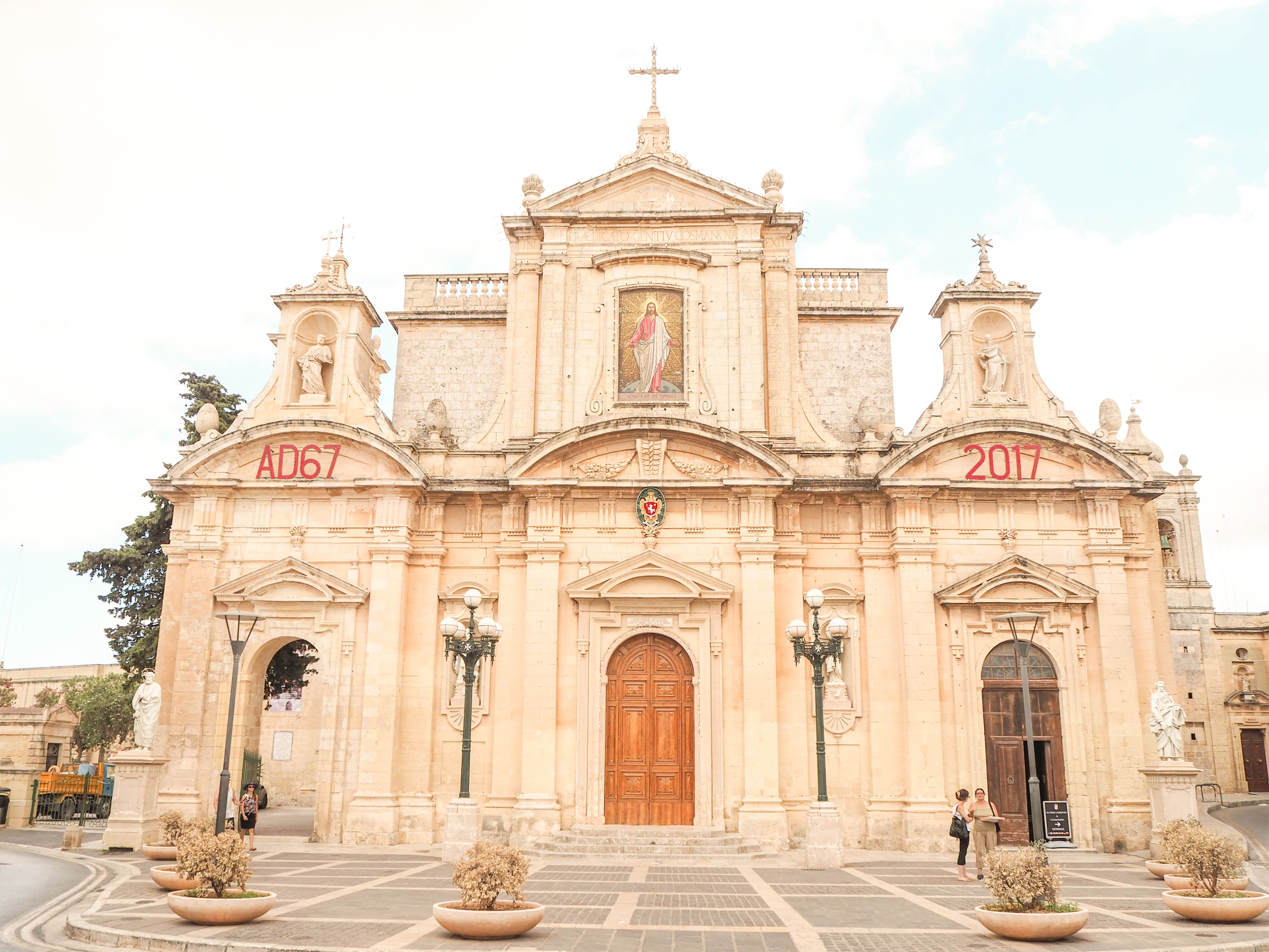 Parish Church of St. Paul, Rabat, Malta
