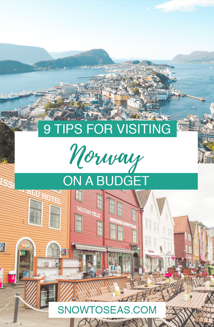 Norway on a Budget Pinterest Pin
