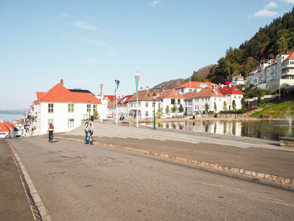 Øvre Blekeveien, Bergen, Norway