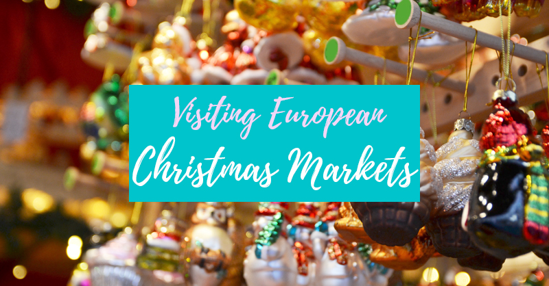 Visiting Christmas Markets Featured Image