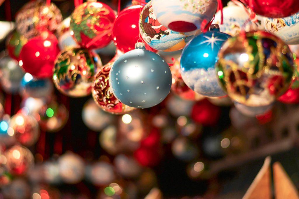 Christmas Market, Zurich, Switzerland
