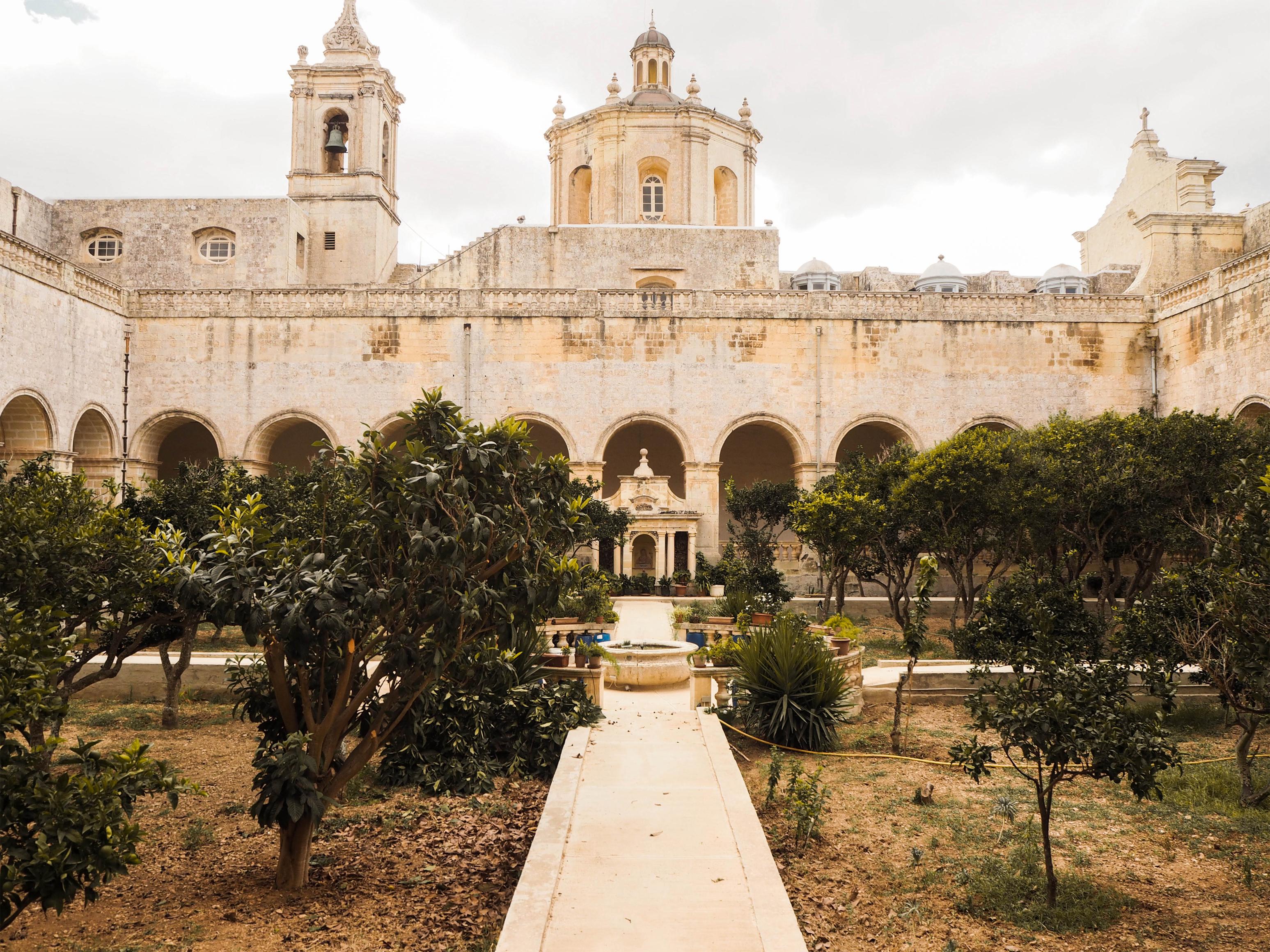 St. Dominic's Convent, Malta