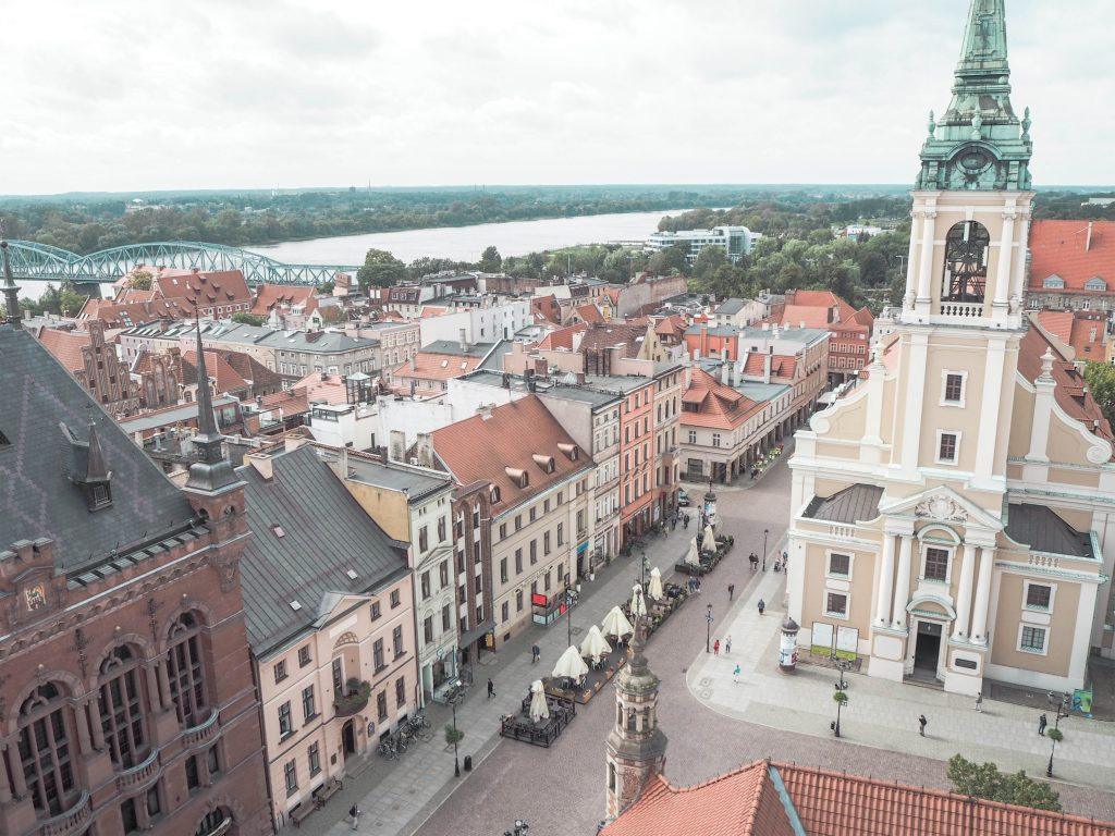 Best View, Torun, Poland