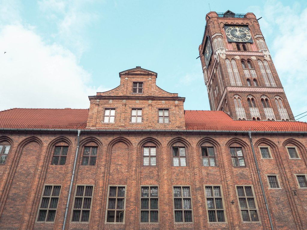 Old Town Hall, Torun, Poland