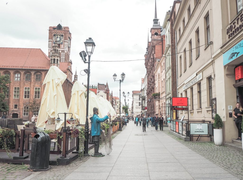 Old Town Torun, Poland