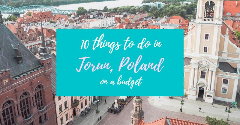 Torun, Poland Featured Image