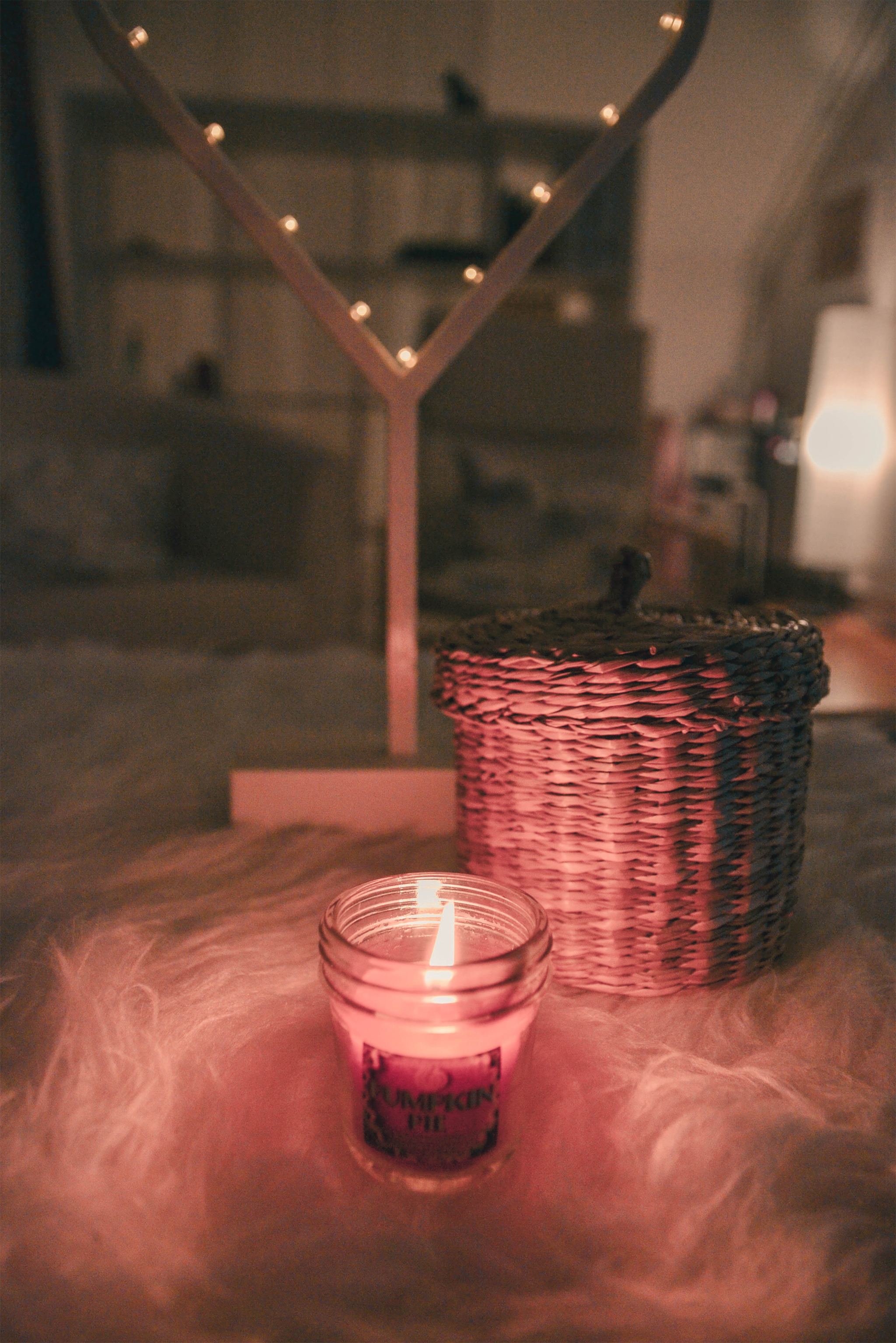 Hygge - Cozy Candle